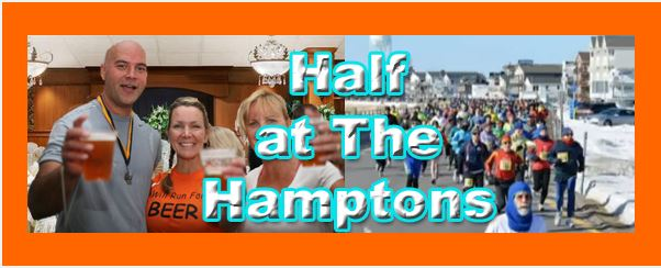 half at the hamptons, will run for beer, running