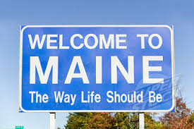 destination maine