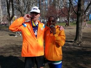 boston marathon, medals