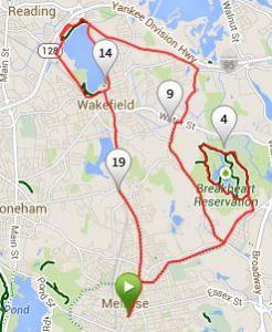 Super Sunday Long Run, 08312014.