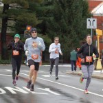 thanksgiving races, first 5k medal