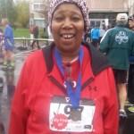 First 5K medal, 5K, Runner