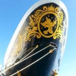 Disney Magic, high seas running