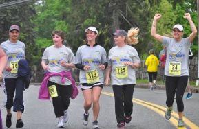 Melrose Run for Women 2017