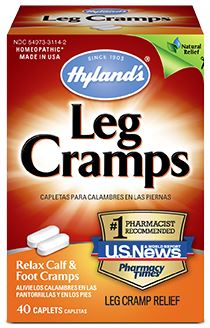 Do you get muscle cramps