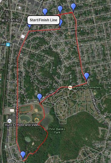 spooky sprint, #1st5k, 5k race