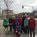 runners high, winter running