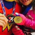childrens race,childrens medal