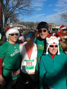 somerville 5K races, somerville jingle bell run