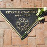 Krystle Campbell Peace Garden