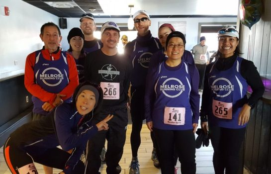 Melrose Running Club, Cupids Chase