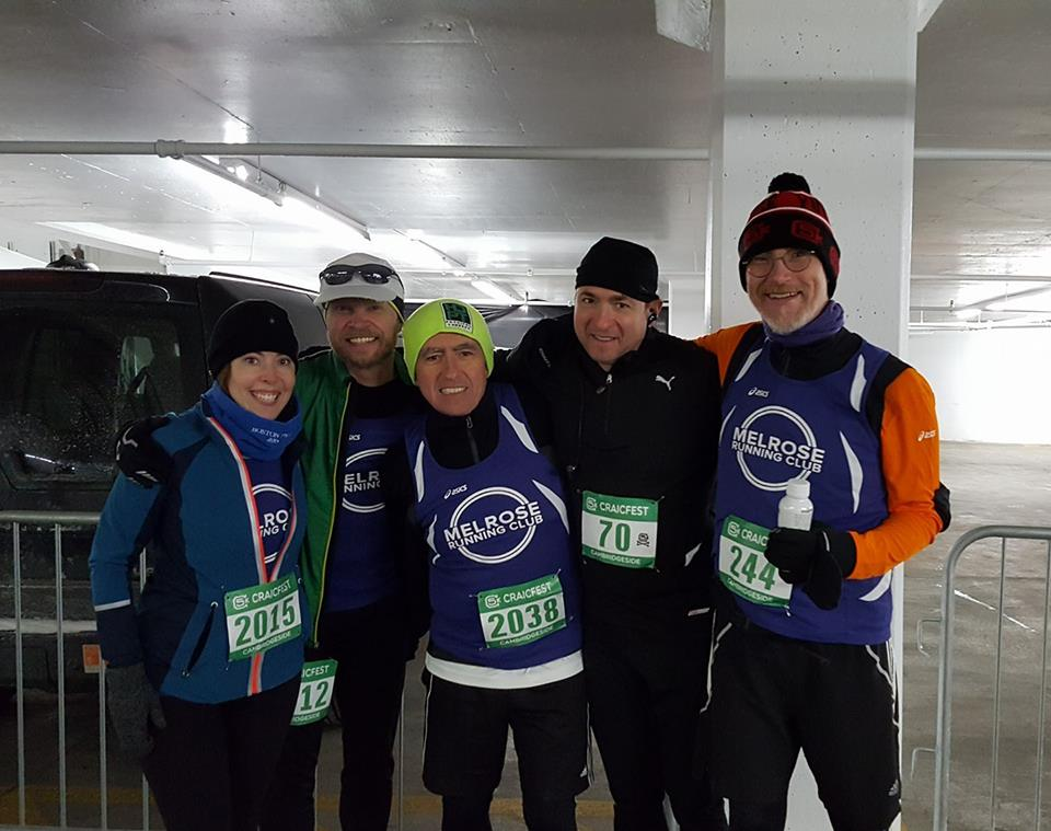 Craicfest, Melrose Running Club