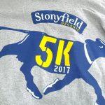 stonyfield 5k race