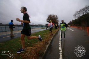 Cambridge Half Marathon 2017, Memorial Drive