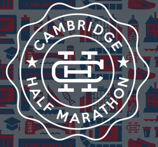 Running Cambridge Half Marathon 2017