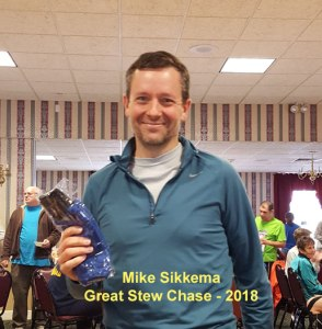 Mike Sikkema, 15K Great Stew Chase 2018, Melrose Running Club