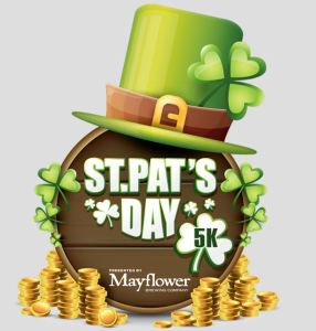 Plymouth St. Patrick's Day 5K, Mayflower Brewing