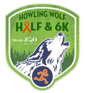 Howling Wolf Half 2018, Stone Zoo, Stoneham Half