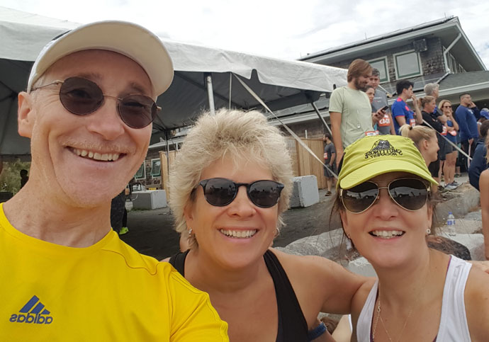 BCBS Island Run 2018, Team Slow and Thirsties, Spectacle Island