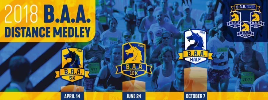 2018 BAA Distance Medley, BAA Half Marathon 2018