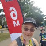 Honolulu Marathon Medal, marathon running