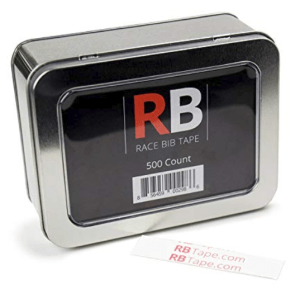 Race Bib Tape 500 ct