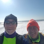 Hampton Half, Winter Running