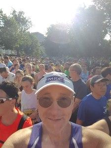 2019 Baa 10K, Boston Running