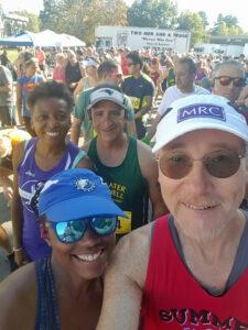 Wilmington Half Marathon 2019, Andy Nagelin