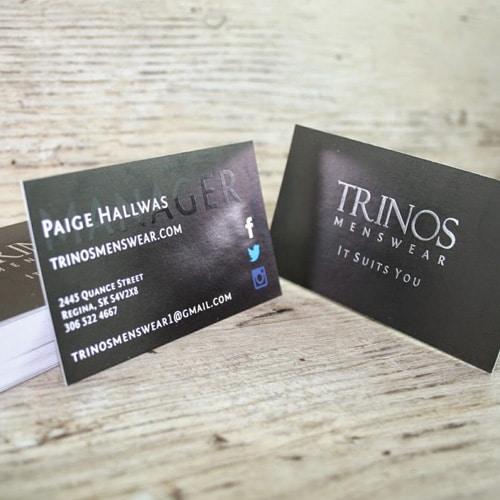 Regina Business Cards