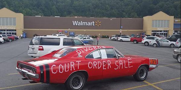 Courtesy of People of Walmart