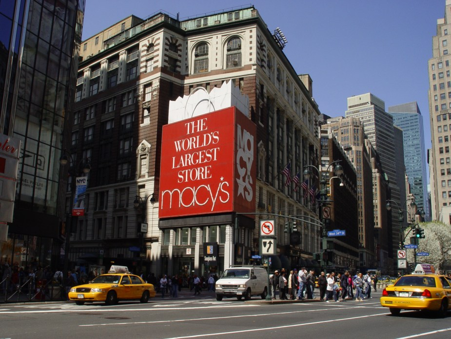 Fast Five: Macy's pens the next chapter in its Story