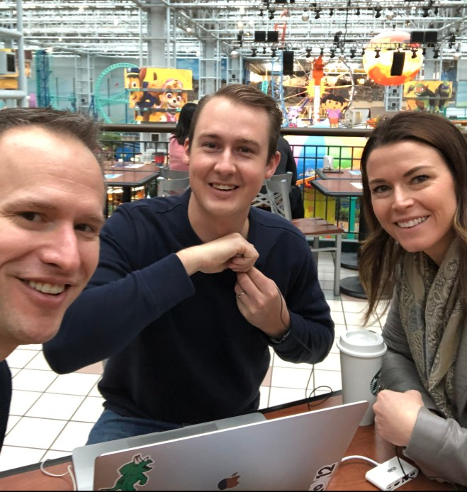 Fast Five Podcast| Black Friday Edition — Live Coverage from the Mall of America