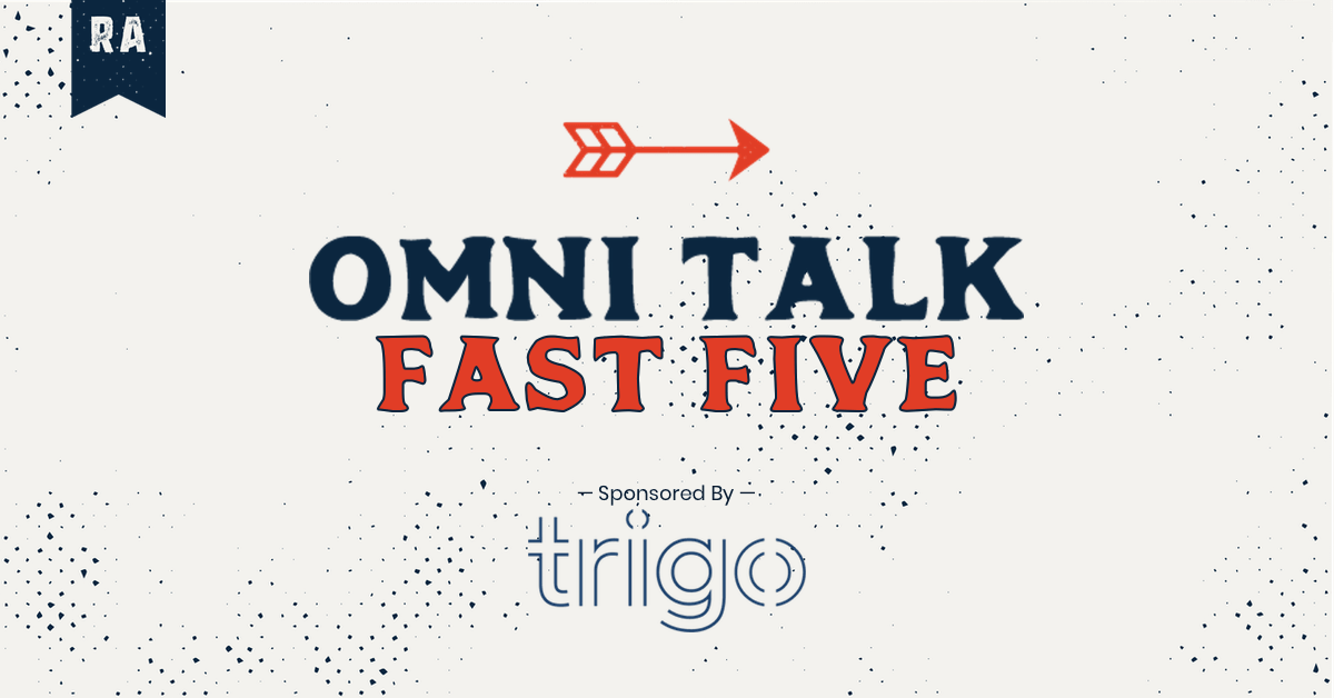 2019 Omni Talk Award Show | Fast Five Podcast