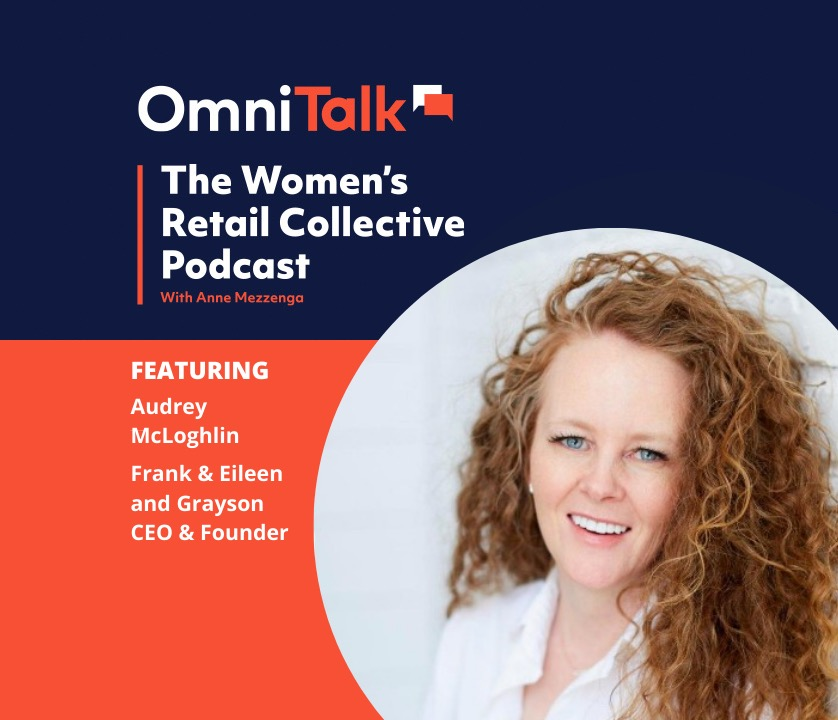 Women's Retail Collective | Audrey McLoghlin CEO Frank & Eileen