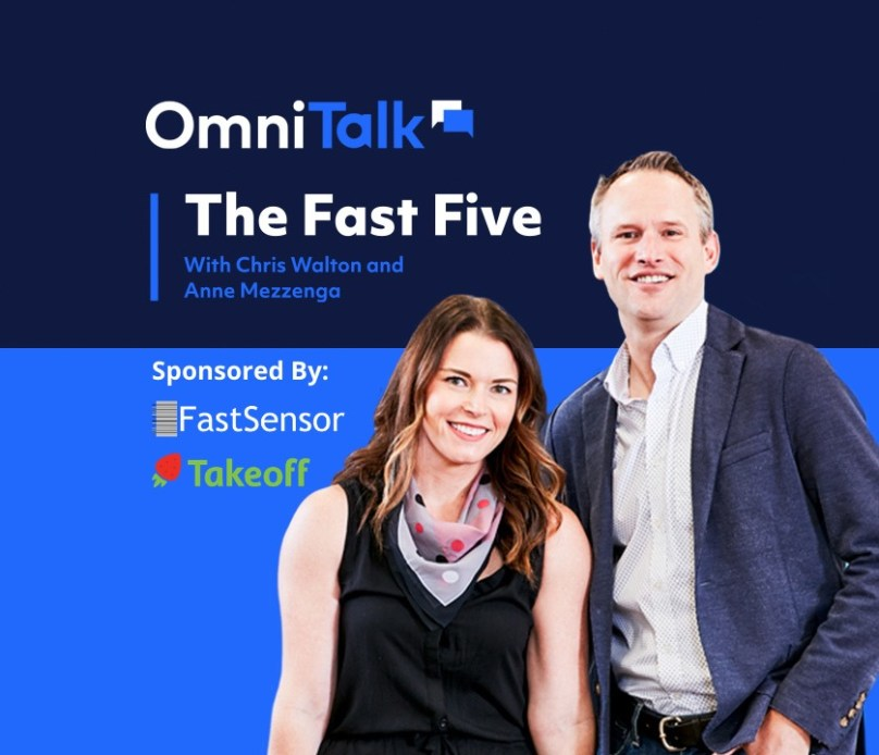 Omni Talk Fast Five December 3rd, 2020
