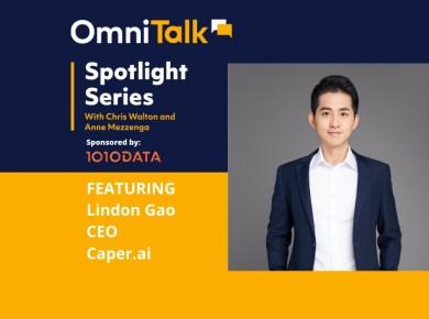 Lindon Gao, Caper CEO