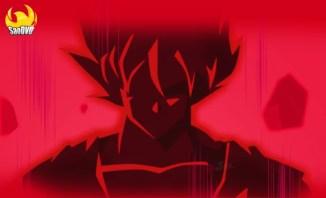 New form Goku red