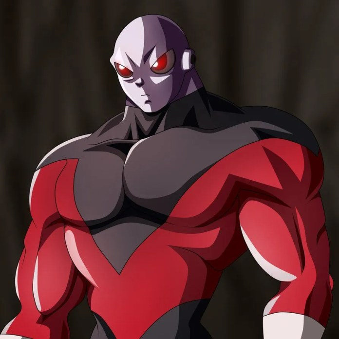 Dragon ball super Jiren returns