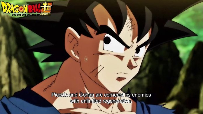 Dragon Ball Super Episode 118