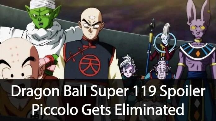 Piccolo eliminated!