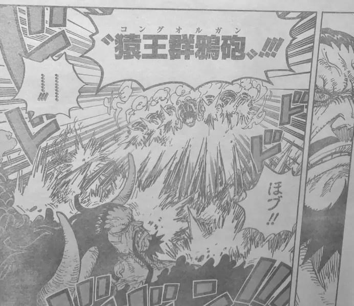 One Piece 923 Raw