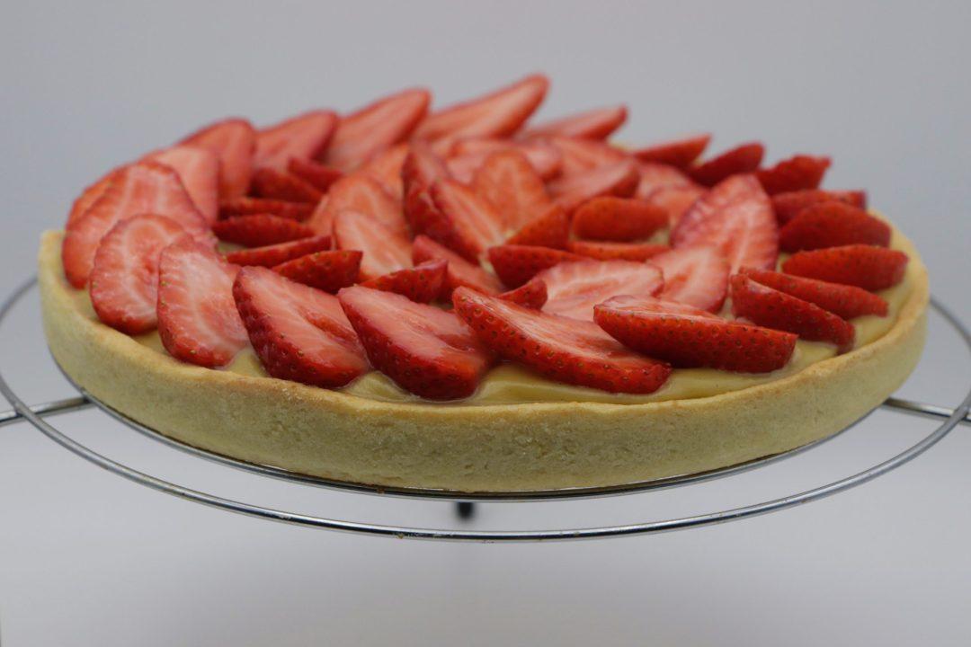 tarte-fruits-fraises-vegan-dessert