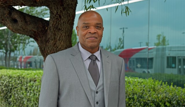 Director of Safety & Regulatory Compliance Jerome Rogers