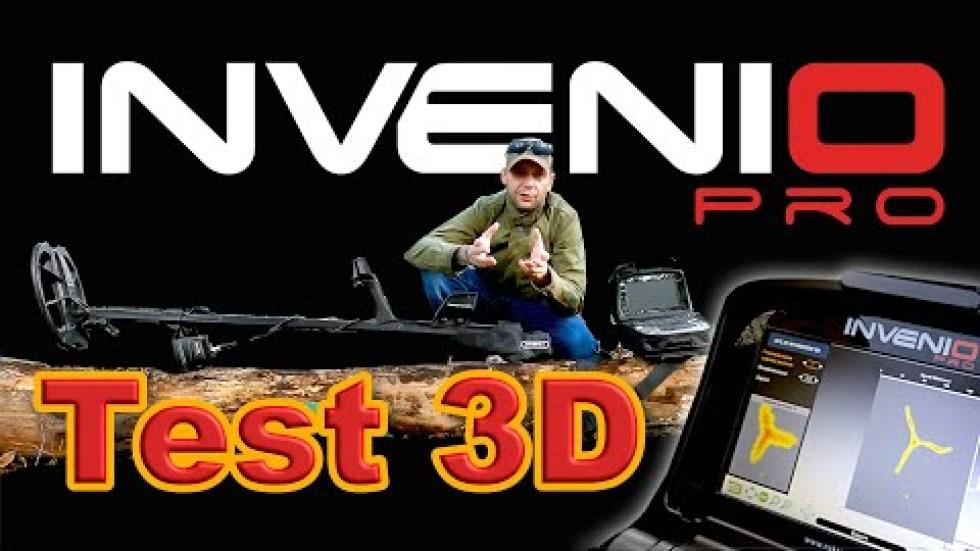 Nokta Makro INVENIO PRO obrazowanie 3D (Subtitles)