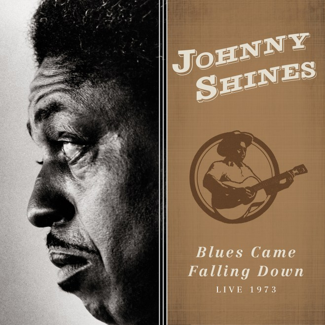 Image result for Johnny Shines – The Blues Came Falling Down