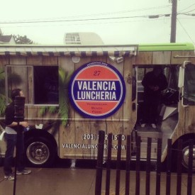Valencia Luncheria Food Truck