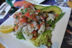 Ceviche Misto at Salsa Picante in Port Chester, NY