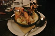 Shrimp & Grits at Cask Republic SoNo
