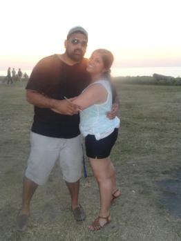 July 2012: Grilling at the beach with Chirag and our friends. Just before I decided to make a change in my life!
